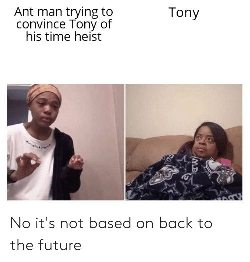 2bc0018ab3b90 Back to the Future, Future, and Reddit: Ant man trying to convince Tony