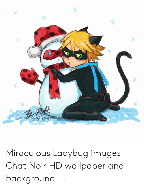 Aparte Miraculous Ladybug Images Chat Noir Hd Wallpaper And