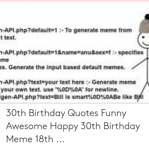 🐣 25 Best Memes About 30Th Birthday Quotes