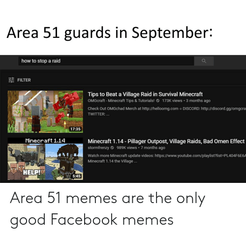 Area 51 Guards in September How to Stop a Raid FILTER Tips to Beat a
