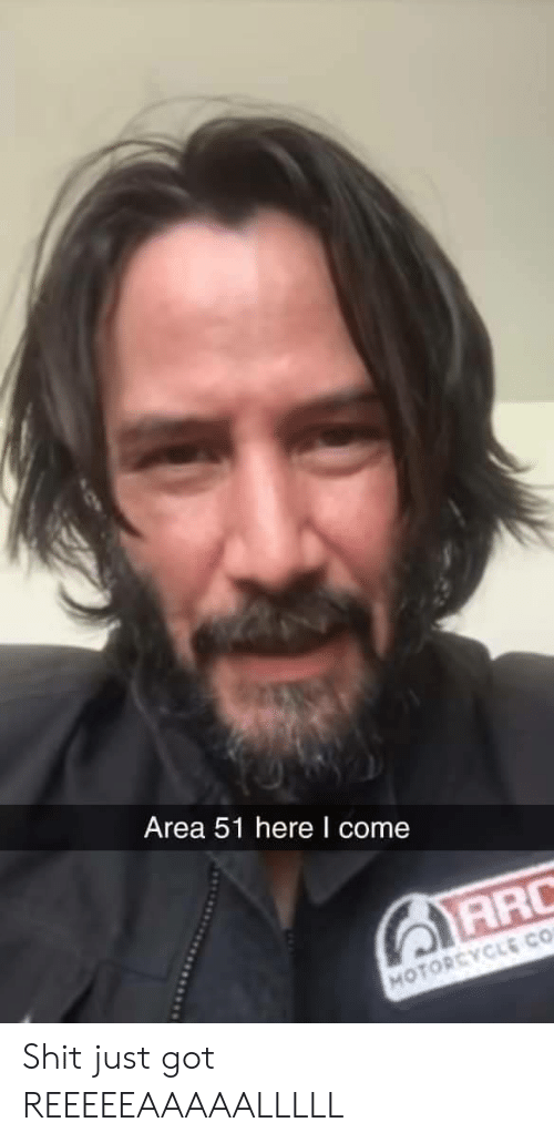 here i come: Area 51 here I come  CFRC  MOTORCYCLE CO Shit just got REEEEEAAAAALLLLL