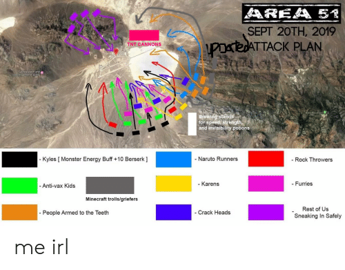 AREA 51 SEPT 20TH 2019 UPDATEATTACK PLAN TNT CANNONS S4 Reasearch