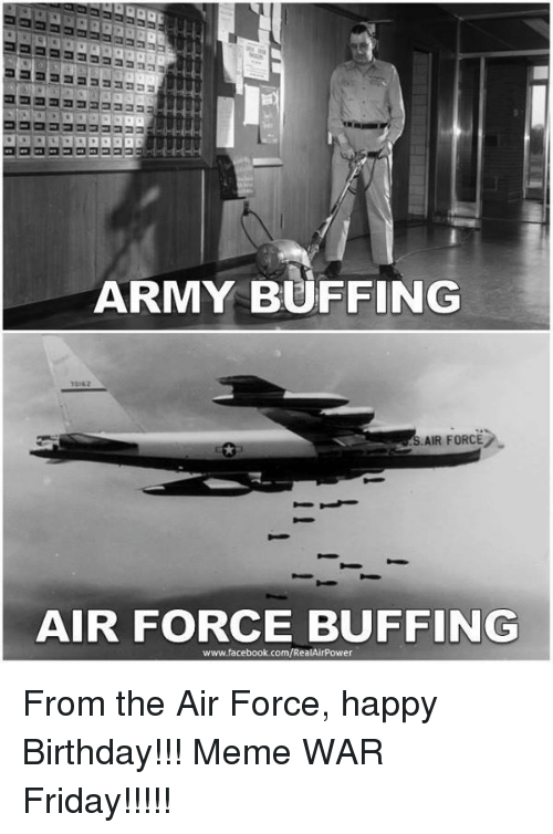 Army Buffing Air Force Air Force Buffing Wwwfacebookcomrealairpower