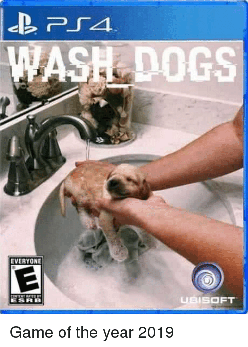 Dogs, Game, and Esr: ASHL DOGS  EVERYONE  ESR B  SOFT Game of the year 2019