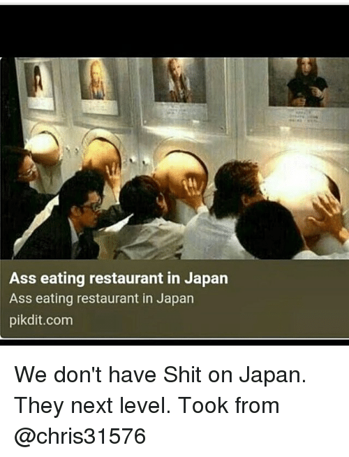 Eating Shit From Ass