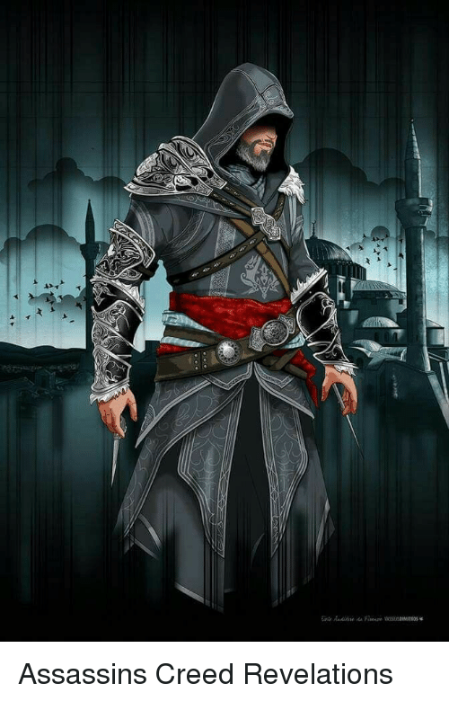 Creed, Assassin, and Revelations: Assassins Creed Revelations