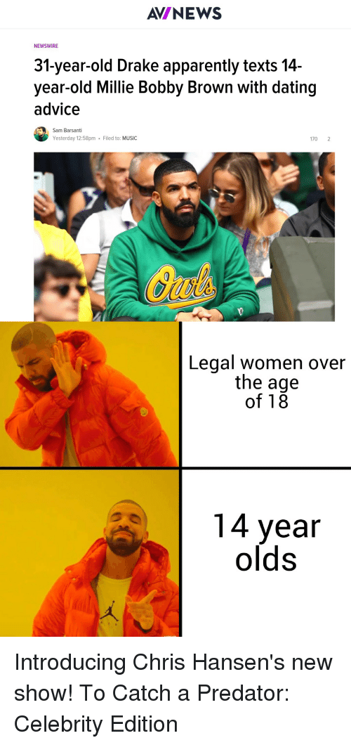 Dating at 14 years old