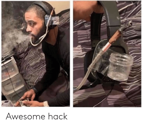 Awesome: Awesome hack