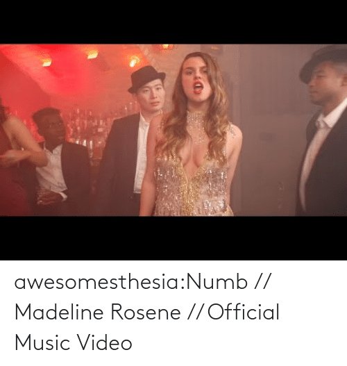 V: awesomesthesia:Numb // Madeline Rosene // Official Music Video