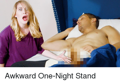 Memes, 🤖, and One Night Stand: Awkward One-Night Stand