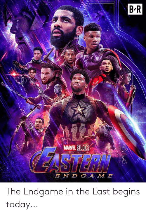 Marvel, Today, and Marvel Studios: B-R  MARVEL STUDIOS  E N D GAMJE The Endgame in the East begins today...