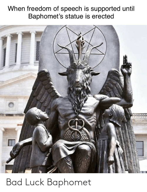 Bad: Bad Luck Baphomet