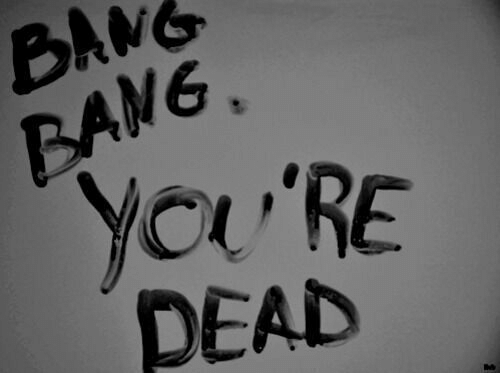 You, You Re, and Dead: BAM6  YOu RE  DEAD