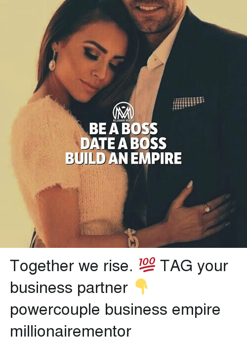 Dating your boss