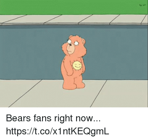 Football, Nfl, and Sports: Bears fans right now... https://t.co/x1ntKEQgmL