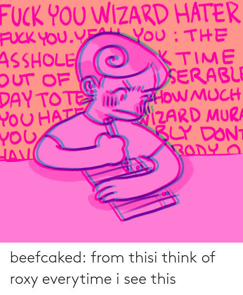 everytime: beefcaked:  from thisi think of roxy everytime i see this