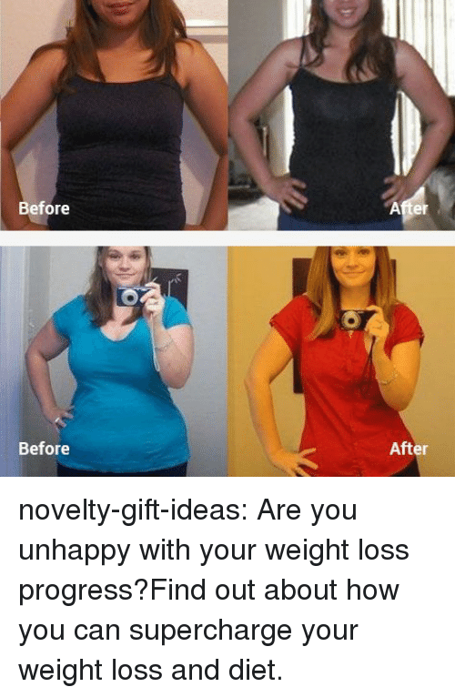 Tumblr, Blog, and Diet: Before  er  Before  After novelty-gift-ideas:  Are you unhappy with your weight loss progress?Find out about how you can supercharge your weight loss and diet.