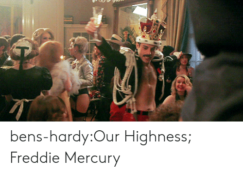 Tumblr, Blog, and Http: bens-hardy:Our Highness; Freddie Mercury
