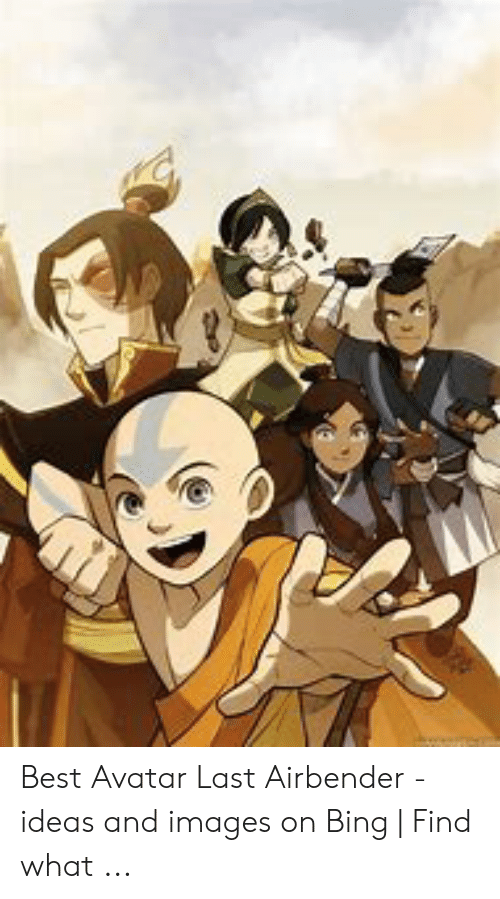 Best Avatar Last Airbender - Ideas and Images on Bing | Find
