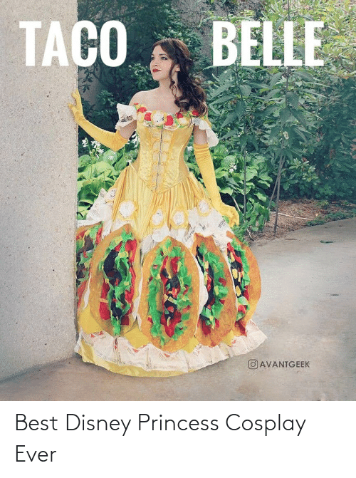 Princess: Best Disney Princess Cosplay Ever