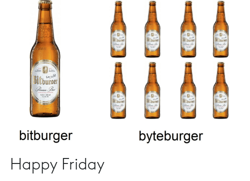 happy friday: Bitburaer  5itburner  Bi buraer  Ditburaer  BEER  GERMAN  Bitburaer  Be Bt  Pemior Ber  0,331-330 ml  Bitburaer  buraer  Pr B  Tburaer  Tburaer  P B  bitburger  byteburger Happy Friday