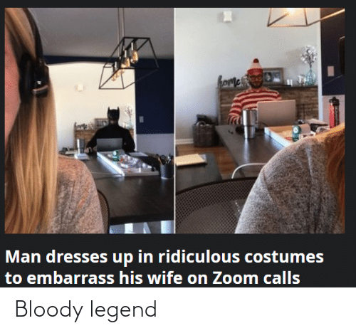 legend: Bloody legend