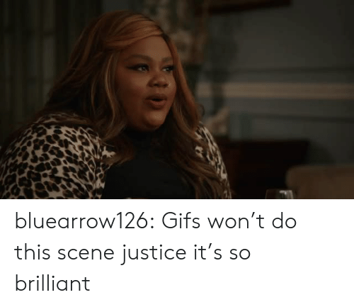 Target, Tumblr, and Blog: bluearrow126: Gifs won'tdo this scene justice it's so brilliant