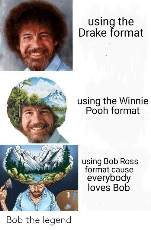 legend: Bob the legend