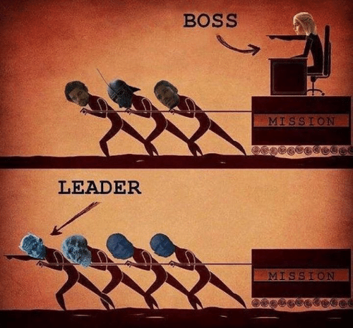 Game of Thrones, Boss, and Leader: BOSS  MISSION  LEADER  MISSION
