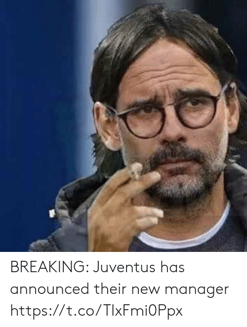 Juventus: BREAKING: Juventus has announced their new manager https://t.co/TIxFmi0Ppx