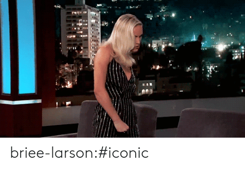 Tumblr, Blog, and Iconic: briee-larson:#iconic