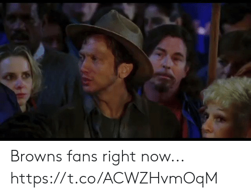 Football, Nfl, and Sports: Browns fans right now... https://t.co/ACWZHvmOqM