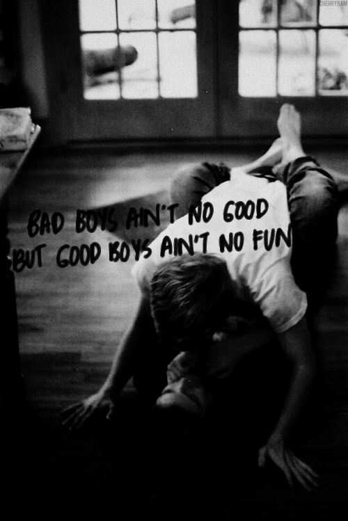 Boy, Ant, and  No: BUT COOD BOY AN'T NO FU