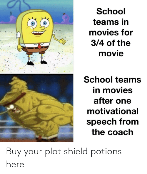 plot: Buy your plot shield potions here