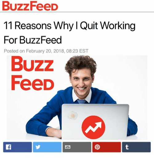 🐣 25+ Best Memes About Working for Buzzfeed | Working for