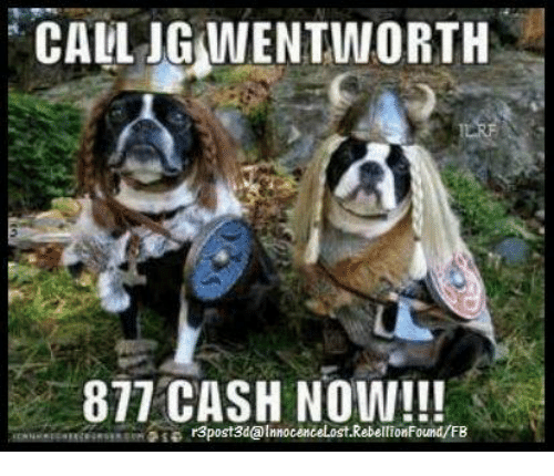 Dank  F0 9f A4 96 And Wentworth Jg Wentworth 877 Cash Now