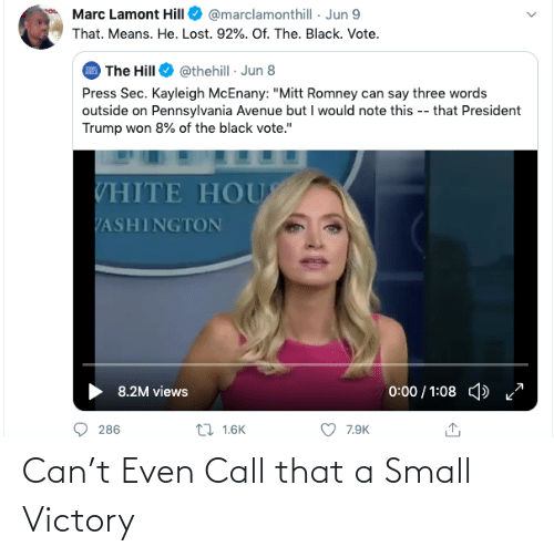 Even: Can't Even Call that a Small Victory