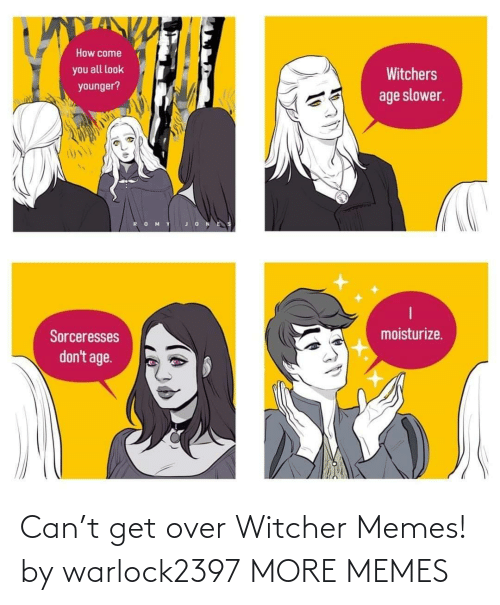 witcher: Can't get over Witcher Memes! by warlock2397 MORE MEMES