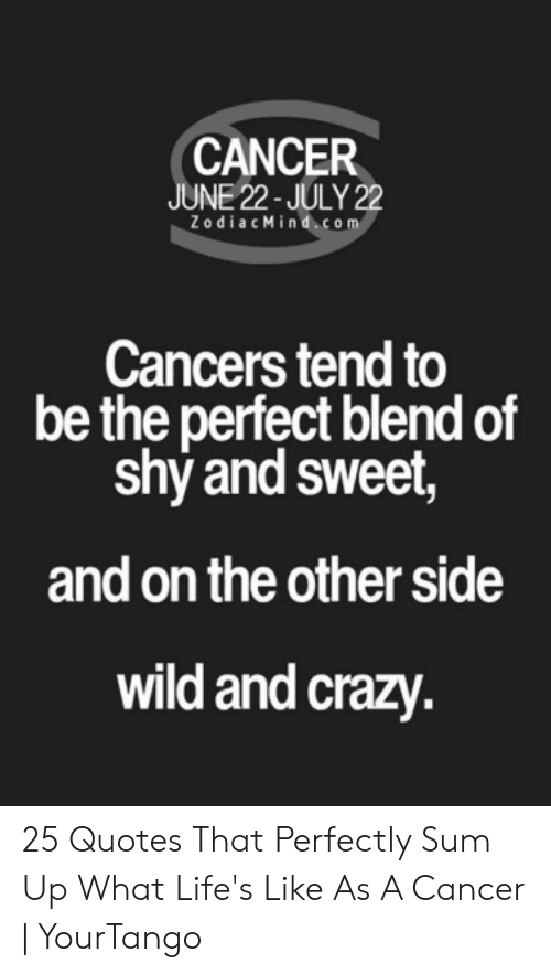 🐣 25+ Best Memes About Cancer Horoscope Memes | Cancer ...