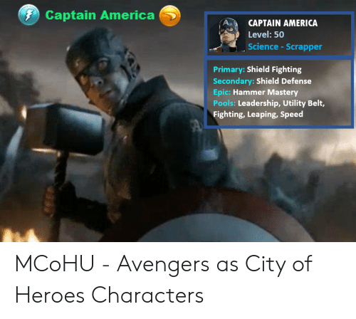 🐣 25+ Best Memes About City of Heroes | City of Heroes Memes
