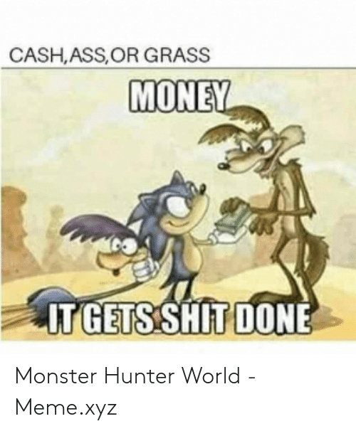 monster hunter world memes reddit