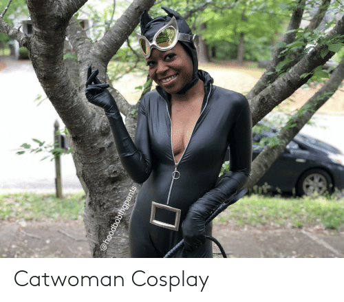 Cosplay: Catwoman Cosplay