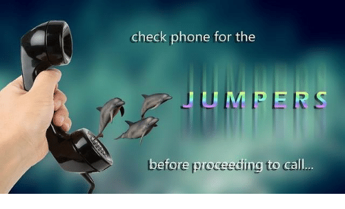 Phone, Check, and For: check phone for the  before  proceeding to ca