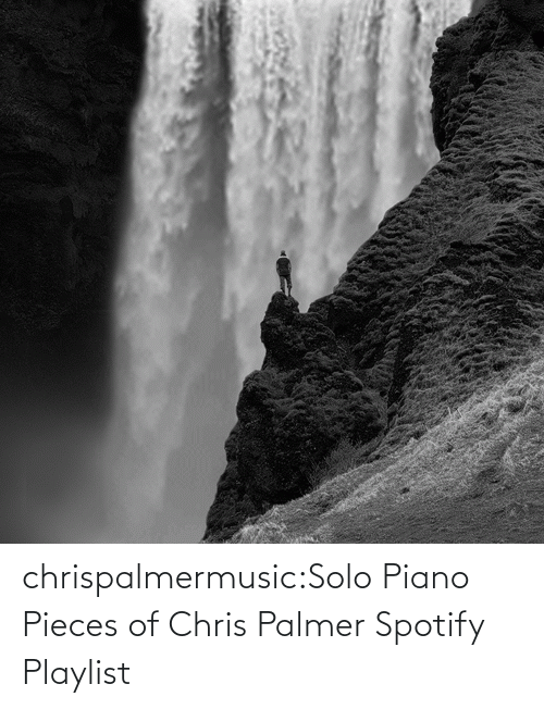 Chris: chrispalmermusic:Solo Piano Pieces of Chris Palmer Spotify Playlist