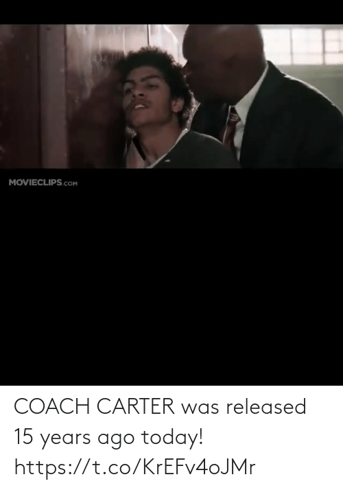 Was: COACH CARTER was released 15 years ago today! https://t.co/KrEFv4oJMr