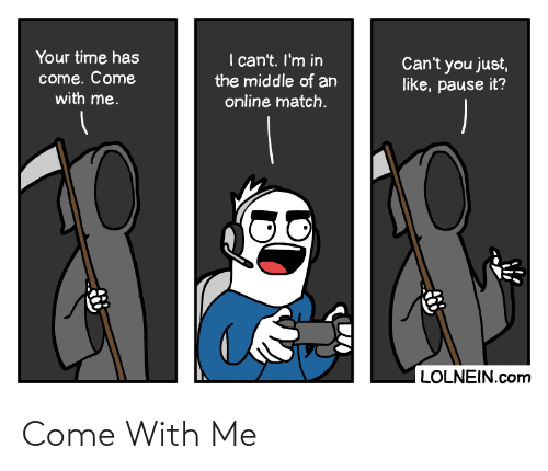 With Me: Come With Me