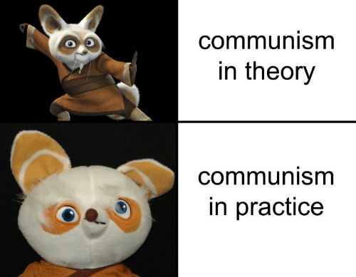 Communism, Practice, and Theory: commnunismm  in theory  communism  in practice