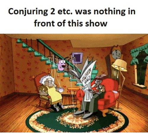 Conjuring 2: Conjuring 2 etc. was nothing in  front of this show