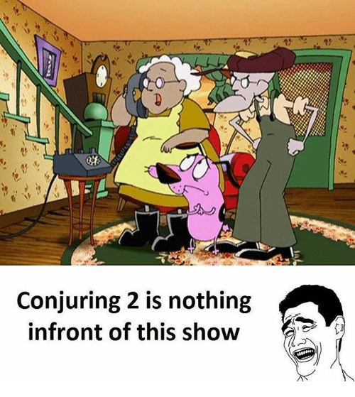 Conjuring 2: Conjuring 2 is nothing  infront of this show