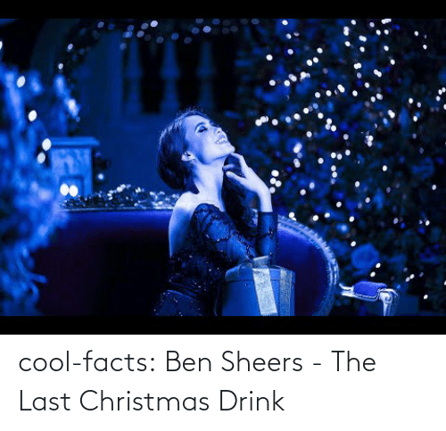 Cool Facts: cool-facts:  Ben Sheers -   The Last Christmas Drink